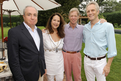 Lorne Michaels, Susan L. Solomon, John Eastman, and