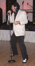 Elvis Impersonator  Chris McDonald