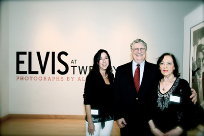 Heidi Wohlfeld, George Bolge and Renee Wertheimer