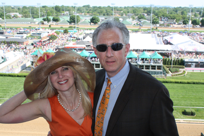 Sara Herbert-Galloway, Barry Klarberg, The Kentucky Derby