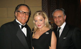 Errol Rappaport, Amelia Michelle and Franco Salhi