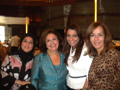 Reem Alkhaled (Kuwait), HRH Crown Princess Katherine of Serbia,
