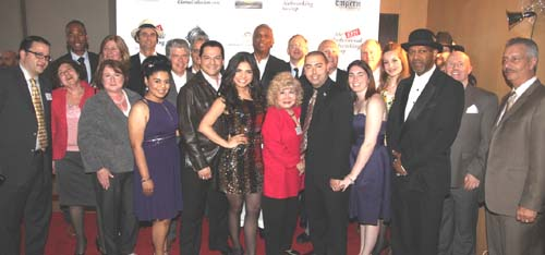 Marc Segelnick Partner Central Securities of America, Nancy Duffy Hospitality Professional, Zoraida Orellana Make Up Artist, Bill Lanndis, Karen Hoyos, Gloria T. Cressler, Veteran Corporal Nichols Calabris and Mrs. Calabris, Reverend David Johnson, Julian Sturton, Eugene  Torand, Celebrity Architect Stephen Valentine, Award Winning Producer, Director & Writer Dean Love, Neal Johnson, Larry Blascovich,