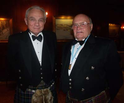 Robert McWilliam, Wayne Rethford