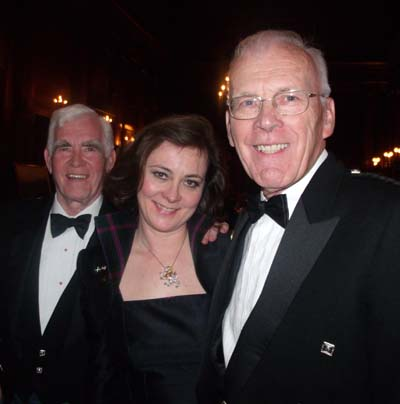Alan L. Bain, Heather L. Bain,  Sir Ian Wood