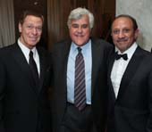 Joe Piscopo, Jay Leno, Dr. Inderbir Gill, Executive Director, USC Institute of Urology