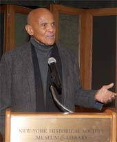 Harry Belafonte.  Photo by:  Gerald Peart 2015