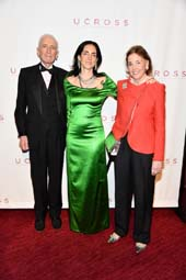 Gay Talese, Pamela Talese and Nan Talese