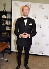 Prince Mario - Max Schaumburg -Lippe.  Photo by:  Rose Billings/Blacktiemagazine.com