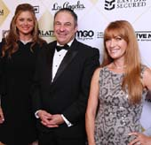athy Ireland, Antony Gordon, and Honoree Jane Seymour .