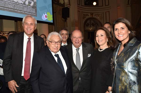 American Friends of Rabin Medical Center / Dr. Henry Kissinger
