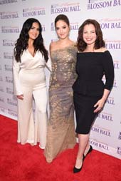 Award Recipients Molly Qerim Rose, Alaia Baldwin and Fran Drescher. Photo by: Dimitrios Kambouris / Getty Images