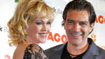 Melanie Griffith and Antonio Banderas,Safe Horizon