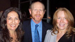 Soheir Khashoggi , Ron howard , Cheryl Howard,Women of the World Awards Gala