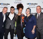 Alicia Keys, Elle King, Jack Antonoff, and Baz Luhrmann