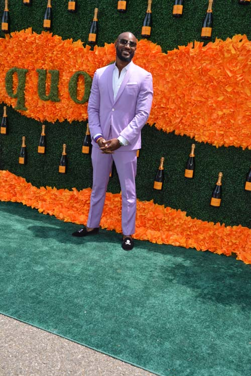 Tyson Beckford.  Photo by:  Rose Billings/Blacktiemagazine.com