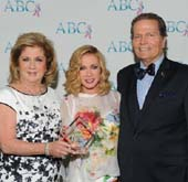 Gloria Gebbia, honoree Donna Mills and Patrick Wayne.  Photo by:  Vince Bucci
