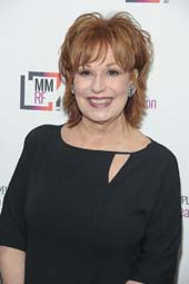 Joy Behar�Patrick McMullan/Photo- Owen Hoffmann/PMC