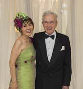 Sachiko Goodman and Larry Goodman