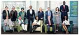 Bono, Bill Gates, the President of Liberia Ellen Johnson Sirleaf, Robin Hood Founder Paul Tudor Jones, Microloan pioneer Muhammad Yunus, Dikembe Mutombo, Jeff Skoll and Liesel Pritzker Simmons