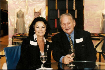 Iris Walshin,  Marty Walshin, Marty & Iris Walshin Foundation